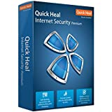 Quick Heal Internet Security Latest Version - 1 Users, 3 Years (CD/DVD)