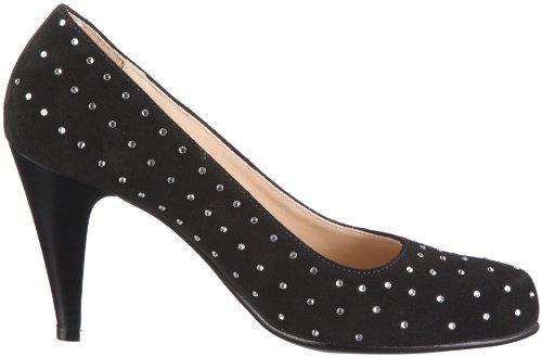 Diavolezza Elke 9002, Zapatos Negros Elegantes De Mujer
