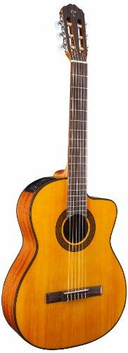 TAKAMINE G Serie gc3ce-nat guitarra electroacústica clásica Cutaway Guitarra, natural