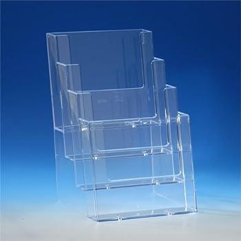 ✓ Prospekthalter 300.002 inkl. Transporttasche Rollbarer Prospektst/änder DIN A4 Hochformat ✓Flyerhalter ✓ Infost/änder