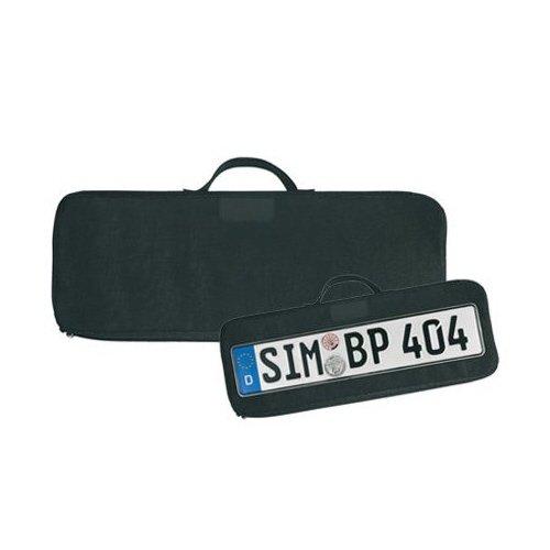Kennzeichentasche Zulassungstasche Nummernschildtasche Schildertasche Zulassung Test