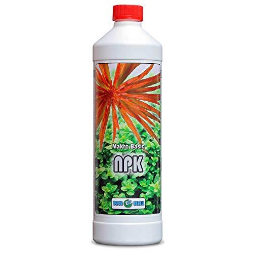 Makro Basic NPK 1L I Wasserpflanzen-Dünger zur optimalen Versorgung von Wasserpflanzen im Aquarium