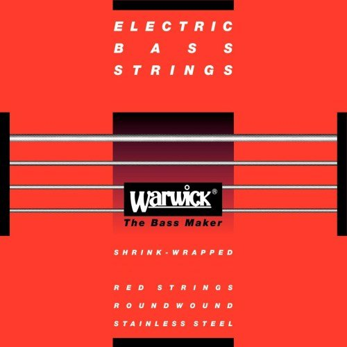 Warwick RedLabel 040-130, 5-string · Saiten E-Bass