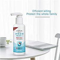 Bebliss Instant Hand Sanitizer Gel- Portable Defense Hand Soap (3.4 Fl Oz) With Pump Bottle