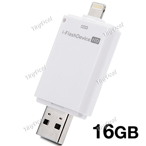 16GB i-Flash Drive USB Flash Drive for Apple iPhone 6 5s iPad Air iPad Mini EUD-358375