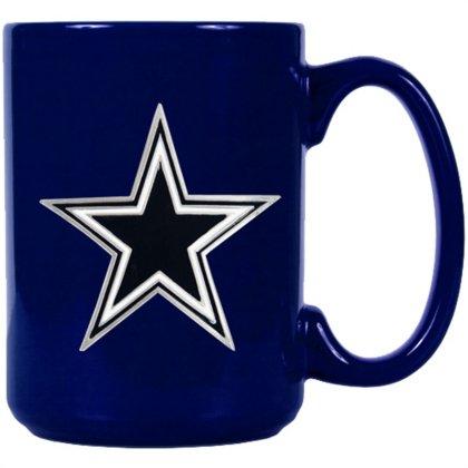 Dallas Cowboys Blau Keramik Kaffee Tasse (Dallas Cowboys Keramik)