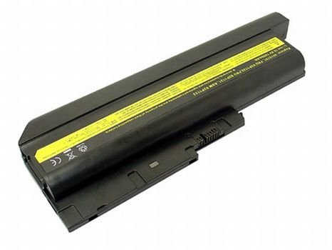 Li-Ion 10,80 V 6600 mAh batterie pour IBM ThinkPad Z61p, ThinkPad Z61p 0660, ThinkPad Z61p 0672, ThinkPad Z61p 0673, ThinkPad Z61p 0674, ThinkPad Z61p 0675, ThinkPad Z61p 2529, ThinkPad Z61p 2530, ThinkPad Z61p 2531, ThinkPad Z61p 2532, ThinkPad Z61p 9450, ThinkPad Z61p 9451, ThinkPad Z61p 9452, ThinkPad Z61p 9453, ThinkPad Z61 m, ThinkPad Z61 m 0660, ThinkPad Z61 m 0672, ThinkPad Z61 m 0673, ThinkPad Z61 m 0674, ThinkPad Z61 m 0675, ThinkPad Z61 m 2529, ThinkPad Z61 m 2530, ThinkPad Z61 m 2531, ThinkPad Z61 m 2532, ThinkPad Z61 m 9450, ThinkPad Z61 m 9451, ThinkPad Z61 m 9452, ThinkPad Z61 m 9453