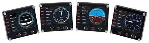 Saitek PZ46Saitek Pro Flight Instrument Panel [1] (steht ProGrade)