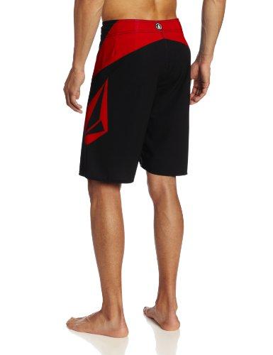 Volcom - Anialtr Nano Shorts Hommes red