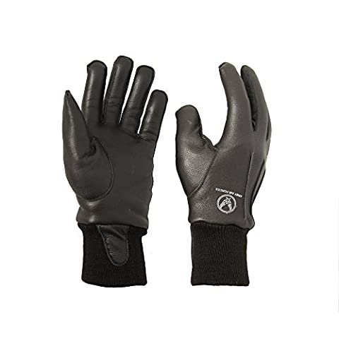 Brown Leather US Pilots A10 Gloves (XXL)