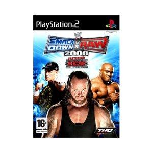 SmackDown Vs Raw 2008 (PS2) [import