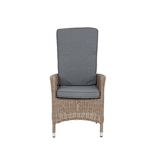 Greemotion Rattan Lounge Chair Monorca U2013 High Back ...