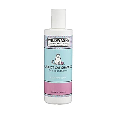WildWash Purrfect Cat Pet Shampoo by WildWash