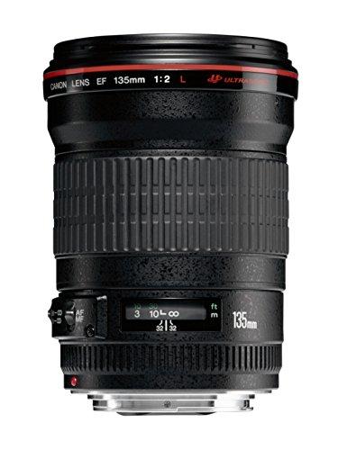 Canon EF 135mm F2L USM Objektiv (72 mm Filtergewinde) schwarz