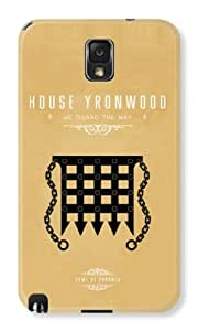 KolorEdge Game of thrones (GOT) houseyronwood back case for Samsung Galaxy Note 3 N9000