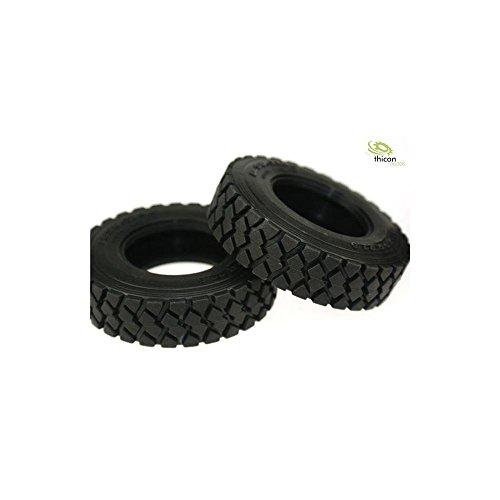 AB Tools 13-Rad und Reifen fur Indespension 3500 kg Beavertail Anhanger 195//50 R 13 C