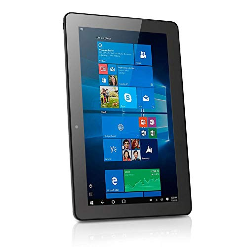 Dell Latitude 11 5175 Tablet (m3-6Y30, 4GB, 128GB SSD, Full HD Multitouch, WiFi) + Win 10 Englisch 900mhz Headset