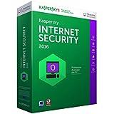 Kaspersky Lab Internet Security 2016, 1u, 1y, IT