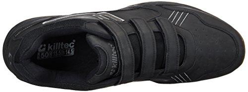 KilltecPercy Velcro - Scarpe fitness Unisex – Adulto Nero (Schwarz)