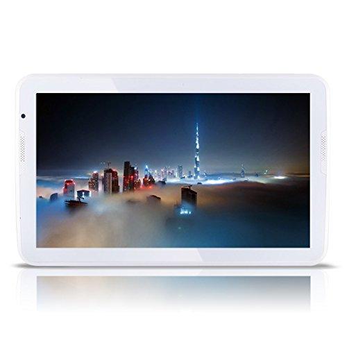 Tablette 10.6 pouces Android 5.0,Tablette Tactile,Quad Core,Wifi,3G,16 Go de mémoire,1GB Go de RAM,écran HD 1366*768,5MP caméra,8000mAH batterie 10 heures,Supports OTG to HOST,Tablet PC HD Android Lollipop