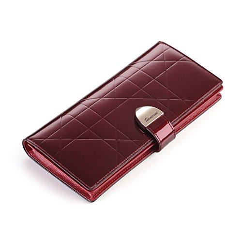 teemzone-mujeres-cuero-boton-monedero-dama-corto-embrague-cartera-bolso-caja-tarjeta-credito-rojo