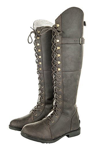 HKM Sports Equipment HKM Reitstiefel -Dublin Winter-, Braun, 39
