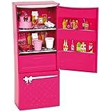 Barbie Glam Refrigerator Furniture Set