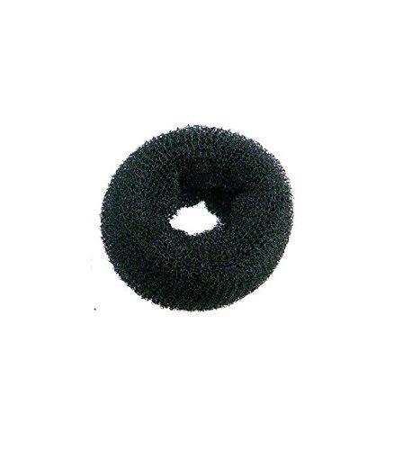 Bump Volumateur Donut XXL - 13 cm - Noir - Donut chignon