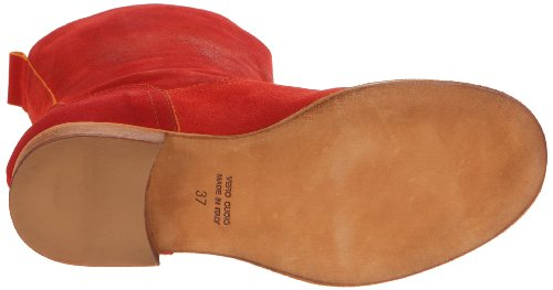 Now - Stivali Donna Rosso (Rouge (Arancio Multicolore Ottone))