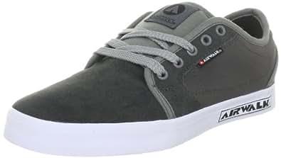 Airwalk Soho Suede 052121-60, Herren Fashion Sneakers, Grau (grey 12), EU 41