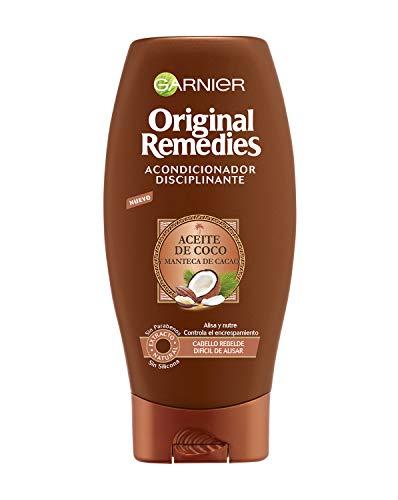 Garnier Original Remedies Aceite coco Manteca Cacao