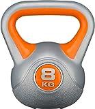 kemket Lot de poids Kettlebell en vinyle 2kg à...