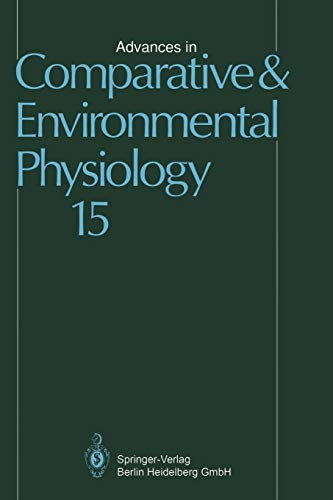 Advances in Comparative and Environmental Physiology: Volume 15