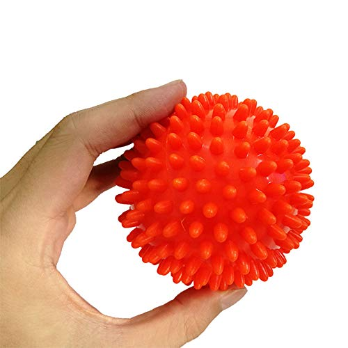 ZRK Massage Thorn Ball Mittelalter-Ball 9Cm Kleine Massagegeräte Fußmassage Zwei Farbe zu teilen