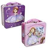 Princess Sofia Metal Lunch Box - Designs May Vary