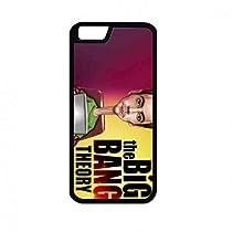 Apple iPhone 6/6S Coque,The Big Bang theory Coque,iPhone 6/6S The Big Bang theory Phone Coque,DIY Custom The Big Bang theory Sheldon Cooper téléphone étui Coque