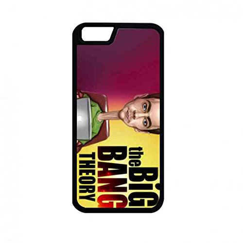 Apple iPhone 6/6S Coque,The Big Bang theory Coque,iPhone 6/6S The Big Bang theory Phone Coque,DIY Custom The Big Bang theory Sheldon Cooper téléphone étui Coque, Coques iphone