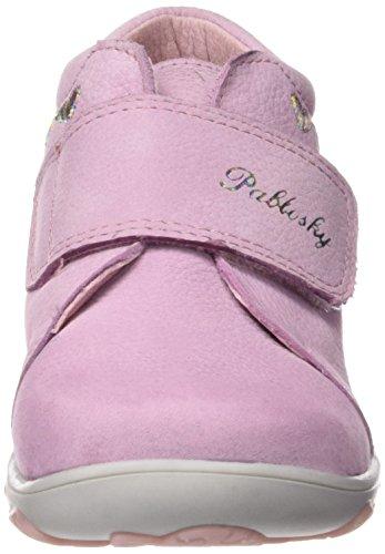 Pablosky Mädchen 091967 Sneaker Rosa