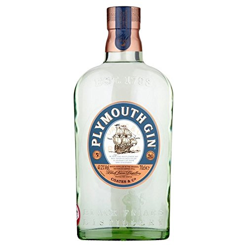 Gin Plymouth Originale 41.2 ° 70 cl - 70 cl