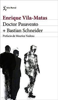 Doctor Pasavento par Enrique Vila Matas