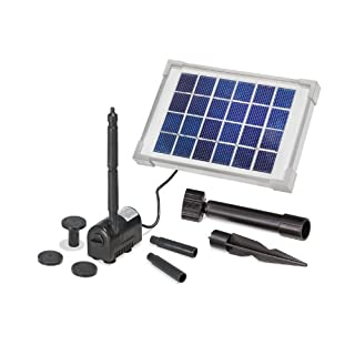 Esotec 101701 Solar Pond Pump Set Size 1