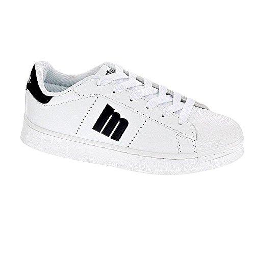 Mtng Unisex, bambini Agon scarpe sportive Bianco