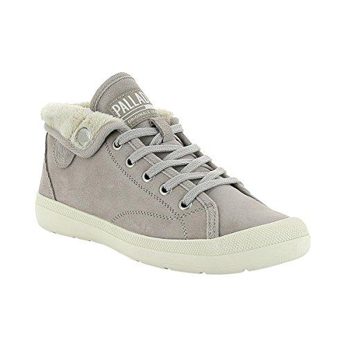Palladium Damen Aventur Wrm S W Hohe Sneaker Beige (String/beige)