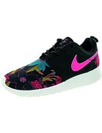 meet ed392 c07ec Nike Wmns Roshe One Print Premium donna, tela, sneaker bassa