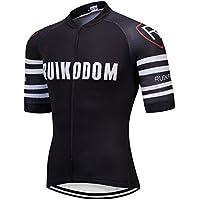RUIKODOM Nuovo colletto Hombre Verano Cycling Jersey Maillot Ciclismo Mangas Cortas Camiseta de Ciclistas Ropa Ciclismo