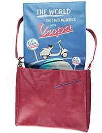 bb31c01665c03 original Retro VESPA Schultertasche Umhängetasche Vintage Tasche inkl  Laptop Softcase ...
