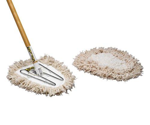 WAXIE Wedge Dust Mop Head, 11