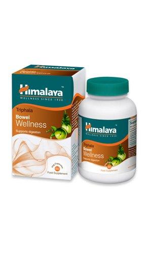 Himalaya Bienestar Intestinal Triphala - 24 Tabletas
