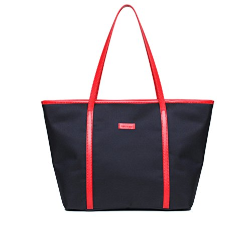 Borsa di tela/ladies singola borsa a tracolla/borsa oxford cloth pendolari/tote bag/borsa grande-O K
