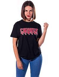 SAVAGE - TIM CARTER Camisetas Mujer